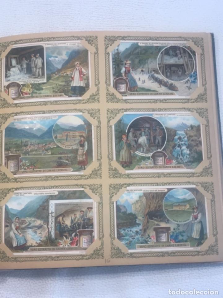 Coleccionismo Álbum: ALBUM DE CROMOS COMPLETO FIGURINE LIEBIG 40 SERIES EN TOTAL 120 CROMOS. 1902. - Foto 16 - 254333435