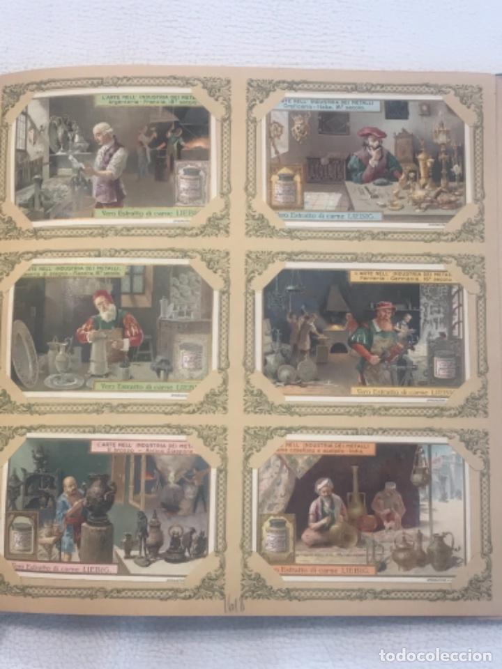 Coleccionismo Álbum: ALBUM DE CROMOS COMPLETO FIGURINE LIEBIG 40 SERIES EN TOTAL 120 CROMOS. 1902. - Foto 18 - 254333435