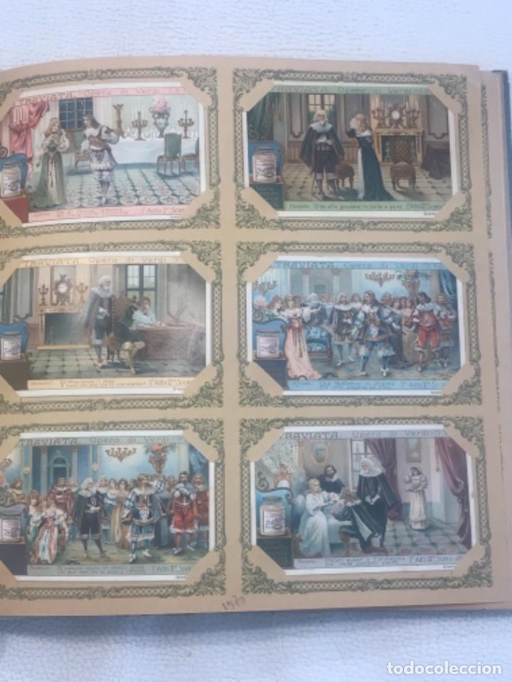 Coleccionismo Álbum: ALBUM DE CROMOS COMPLETO FIGURINE LIEBIG 40 SERIES EN TOTAL 120 CROMOS. 1902. - Foto 19 - 254333435