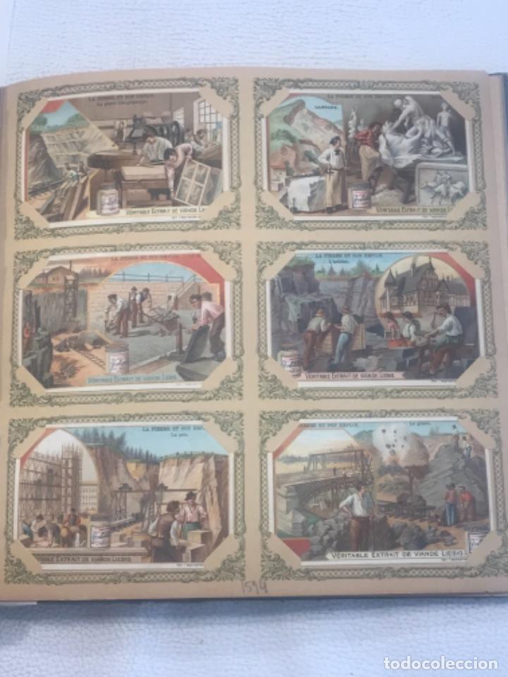Coleccionismo Álbum: ALBUM DE CROMOS COMPLETO FIGURINE LIEBIG 40 SERIES EN TOTAL 120 CROMOS. 1902. - Foto 20 - 254333435