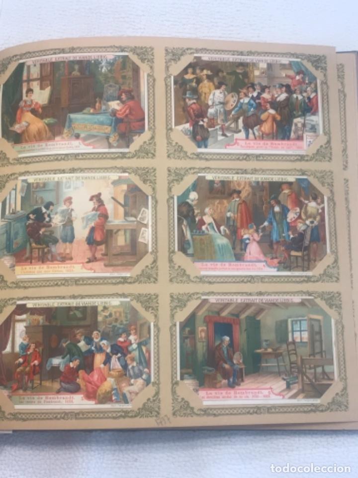 Coleccionismo Álbum: ALBUM DE CROMOS COMPLETO FIGURINE LIEBIG 40 SERIES EN TOTAL 120 CROMOS. 1902. - Foto 21 - 254333435