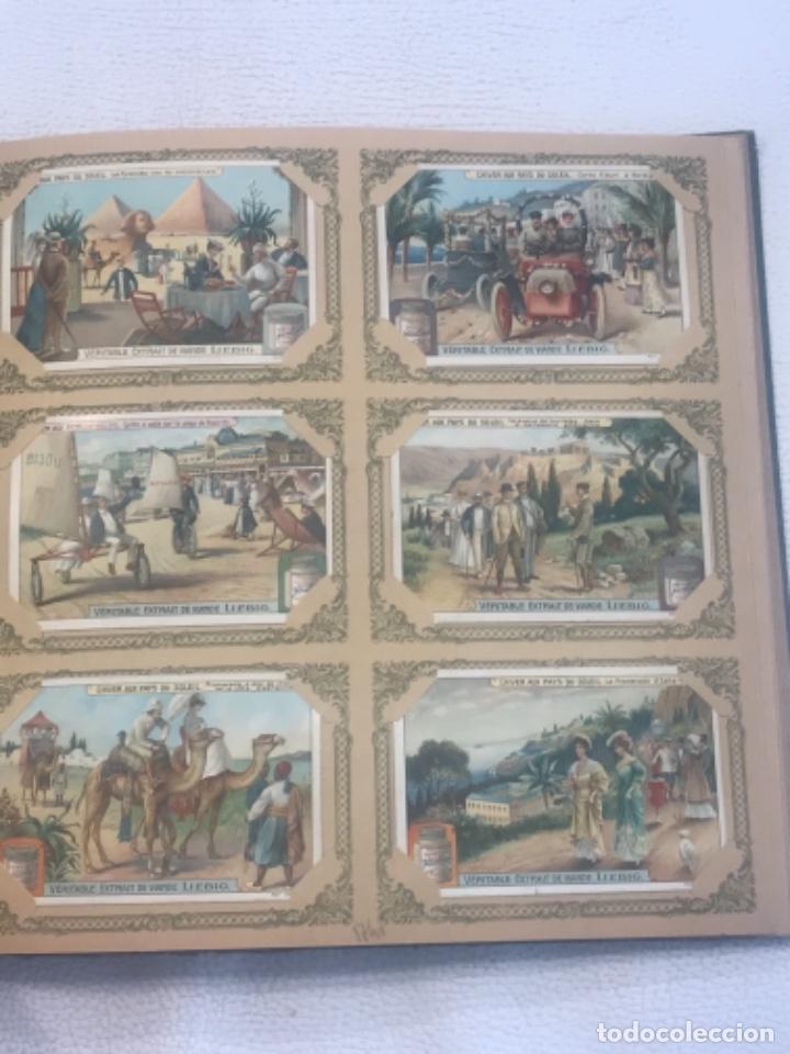 Coleccionismo Álbum: ALBUM DE CROMOS COMPLETO FIGURINE LIEBIG 40 SERIES EN TOTAL 120 CROMOS. 1902. - Foto 22 - 254333435