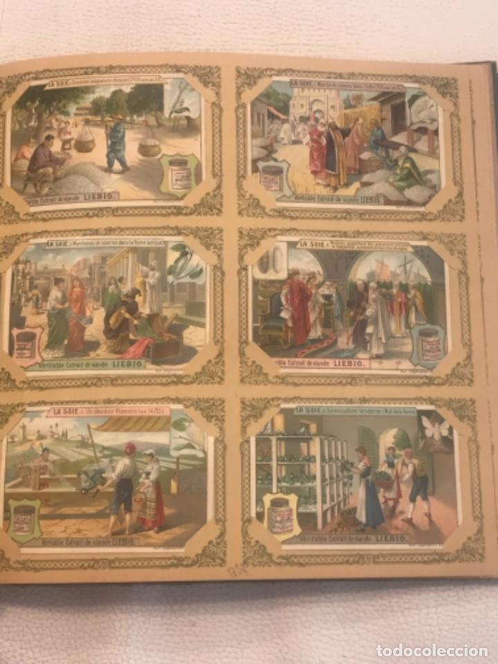 Coleccionismo Álbum: ALBUM DE CROMOS COMPLETO FIGURINE LIEBIG 40 SERIES EN TOTAL 120 CROMOS. 1902. - Foto 23 - 254333435