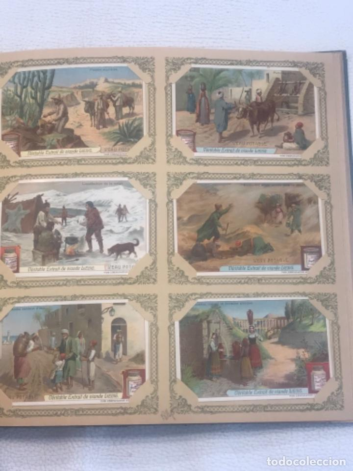 Coleccionismo Álbum: ALBUM DE CROMOS COMPLETO FIGURINE LIEBIG 40 SERIES EN TOTAL 120 CROMOS. 1902. - Foto 24 - 254333435