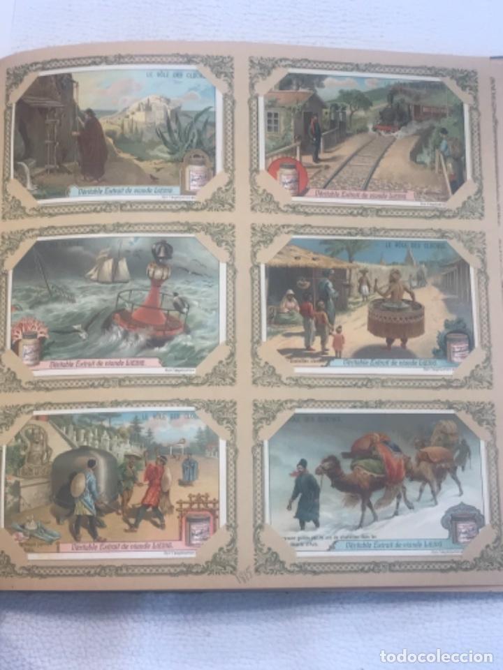 Coleccionismo Álbum: ALBUM DE CROMOS COMPLETO FIGURINE LIEBIG 40 SERIES EN TOTAL 120 CROMOS. 1902. - Foto 25 - 254333435
