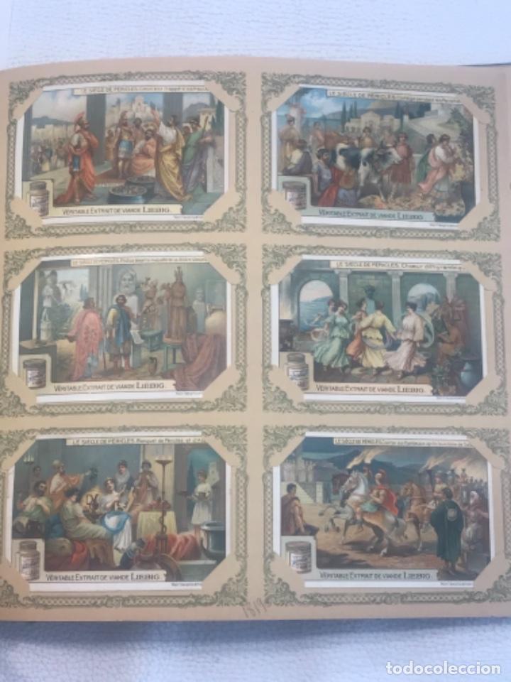 Coleccionismo Álbum: ALBUM DE CROMOS COMPLETO FIGURINE LIEBIG 40 SERIES EN TOTAL 120 CROMOS. 1902. - Foto 26 - 254333435