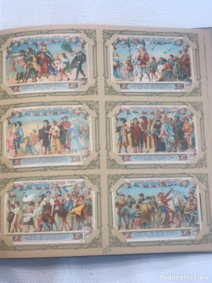 Coleccionismo Álbum: ALBUM DE CROMOS COMPLETO FIGURINE LIEBIG 40 SERIES EN TOTAL 120 CROMOS. 1902. - Foto 27 - 254333435