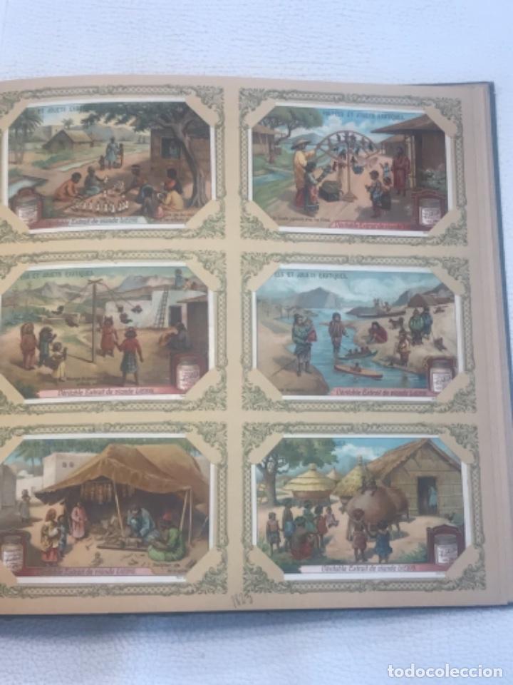 Coleccionismo Álbum: ALBUM DE CROMOS COMPLETO FIGURINE LIEBIG 40 SERIES EN TOTAL 120 CROMOS. 1902. - Foto 29 - 254333435