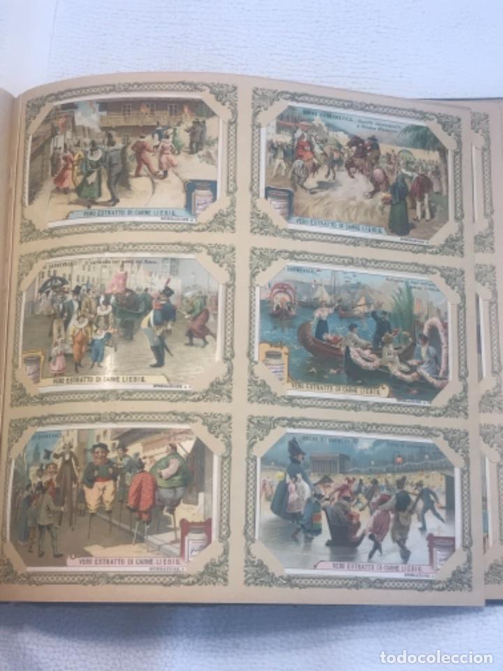 Coleccionismo Álbum: ALBUM DE CROMOS COMPLETO FIGURINE LIEBIG 40 SERIES EN TOTAL 120 CROMOS. 1902. - Foto 32 - 254333435