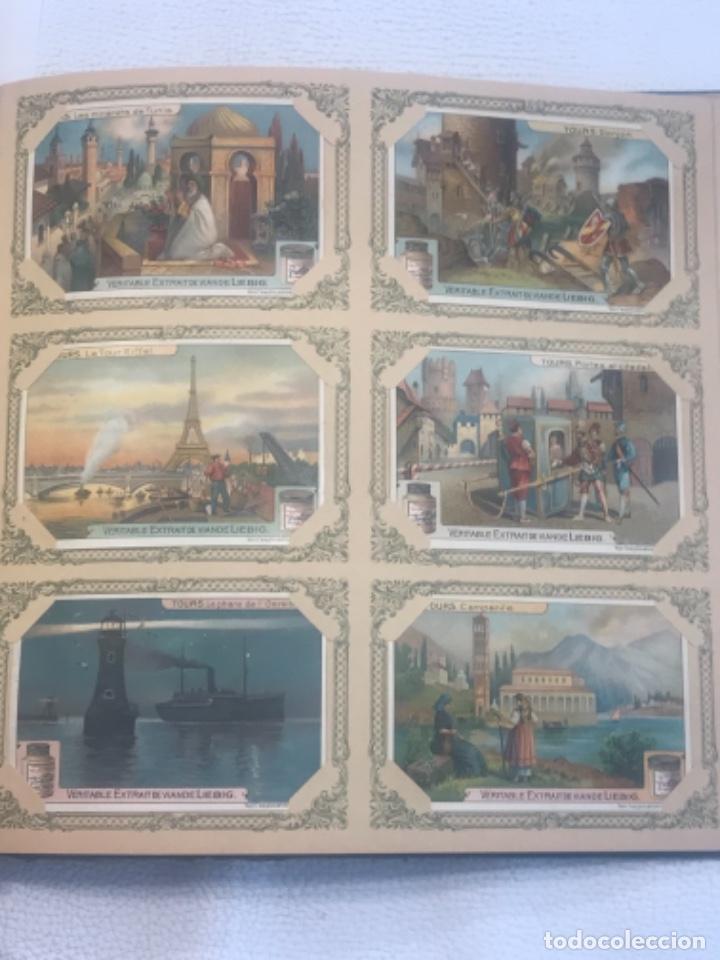 Coleccionismo Álbum: ALBUM DE CROMOS COMPLETO FIGURINE LIEBIG 40 SERIES EN TOTAL 120 CROMOS. 1902. - Foto 33 - 254333435