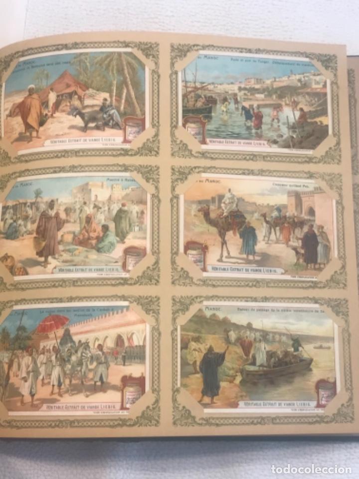 Coleccionismo Álbum: ALBUM DE CROMOS COMPLETO FIGURINE LIEBIG 40 SERIES EN TOTAL 120 CROMOS. 1902. - Foto 36 - 254333435