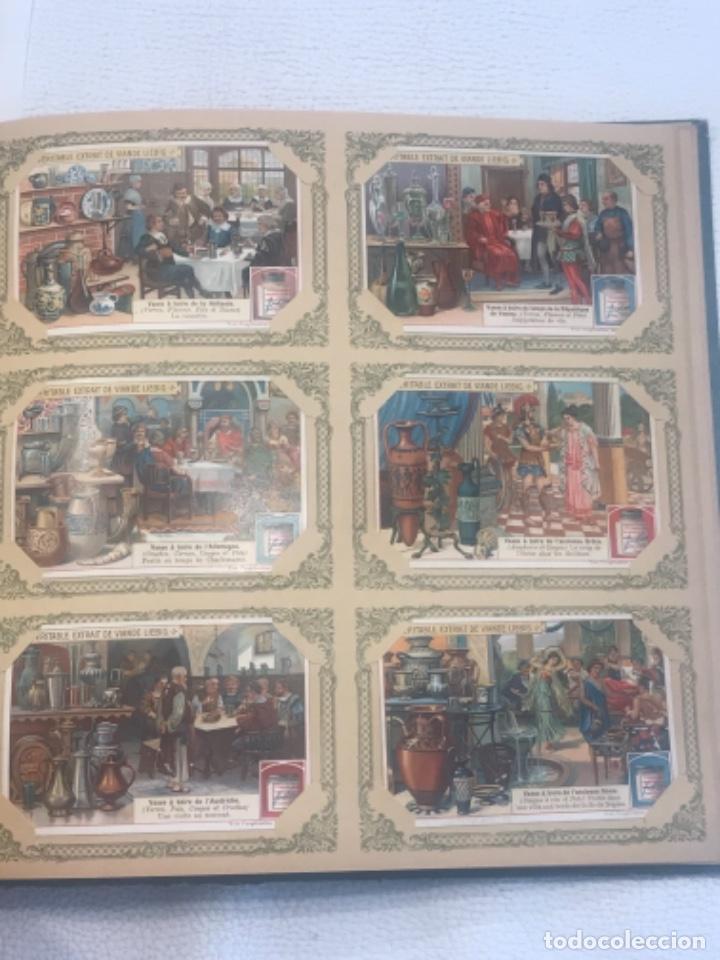Coleccionismo Álbum: ALBUM DE CROMOS COMPLETO FIGURINE LIEBIG 40 SERIES EN TOTAL 120 CROMOS. 1902. - Foto 37 - 254333435