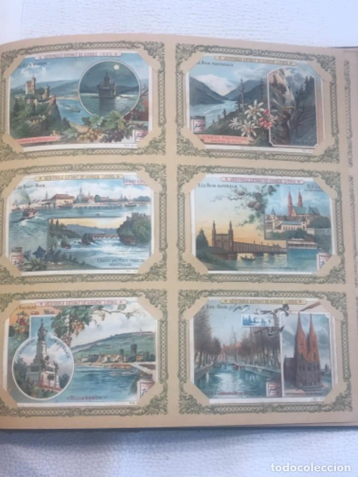 Coleccionismo Álbum: ALBUM DE CROMOS COMPLETO FIGURINE LIEBIG 40 SERIES EN TOTAL 120 CROMOS. 1902. - Foto 38 - 254333435