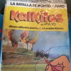 Collezionismo Álbum: KALKITOS. LA BATALLA DE MONTECASSINO. Lote 254486785