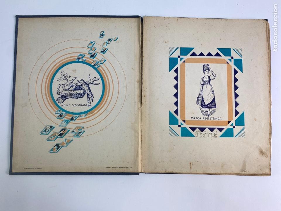 Coleccionismo Álbum: MI ALBUM NESTLE, COMPLETO. 1932. - Foto 2 - 254756470
