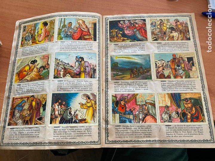 Coleccionismo Álbum: VIDA DE JESUCRISTO ALBUM COMPLETO 256 CROMOS BRUGUERA (COIB26) - Foto 5 - 255548200