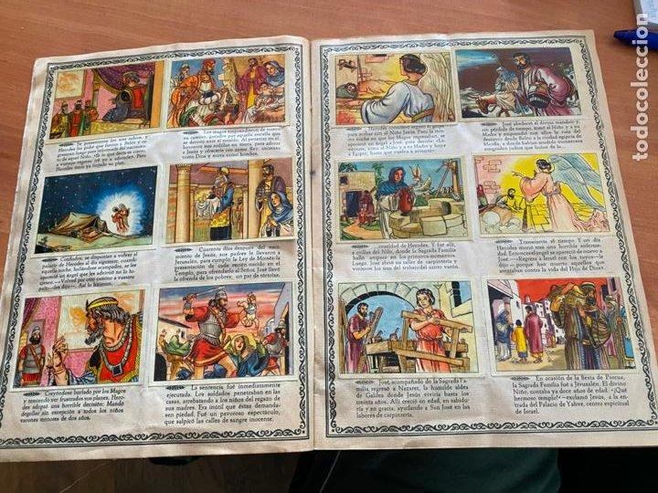 Coleccionismo Álbum: VIDA DE JESUCRISTO ALBUM COMPLETO 256 CROMOS BRUGUERA (COIB26) - Foto 6 - 255548200