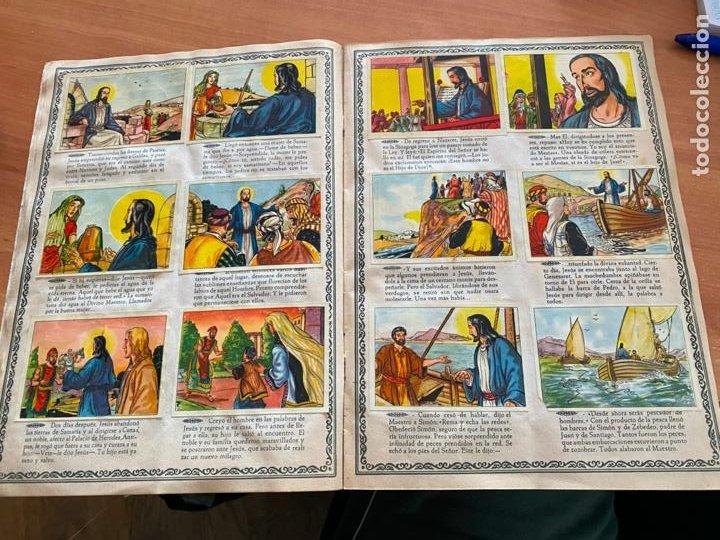 Coleccionismo Álbum: VIDA DE JESUCRISTO ALBUM COMPLETO 256 CROMOS BRUGUERA (COIB26) - Foto 8 - 255548200