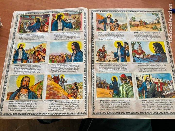 Coleccionismo Álbum: VIDA DE JESUCRISTO ALBUM COMPLETO 256 CROMOS BRUGUERA (COIB26) - Foto 9 - 255548200