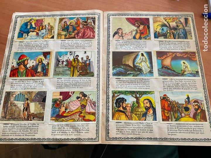 Coleccionismo Álbum: VIDA DE JESUCRISTO ALBUM COMPLETO 256 CROMOS BRUGUERA (COIB26) - Foto 11 - 255548200