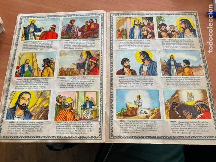Coleccionismo Álbum: VIDA DE JESUCRISTO ALBUM COMPLETO 256 CROMOS BRUGUERA (COIB26) - Foto 12 - 255548200