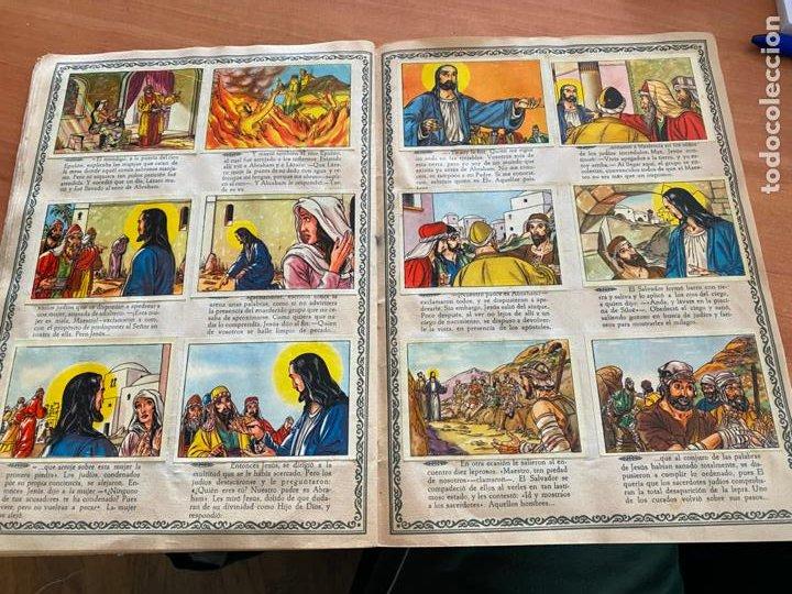 Coleccionismo Álbum: VIDA DE JESUCRISTO ALBUM COMPLETO 256 CROMOS BRUGUERA (COIB26) - Foto 16 - 255548200