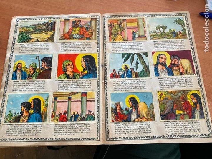 Coleccionismo Álbum: VIDA DE JESUCRISTO ALBUM COMPLETO 256 CROMOS BRUGUERA (COIB26) - Foto 17 - 255548200