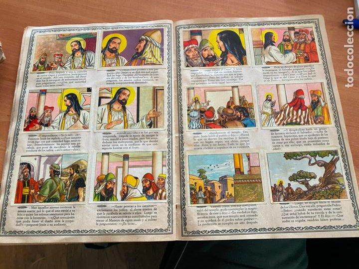 Coleccionismo Álbum: VIDA DE JESUCRISTO ALBUM COMPLETO 256 CROMOS BRUGUERA (COIB26) - Foto 19 - 255548200