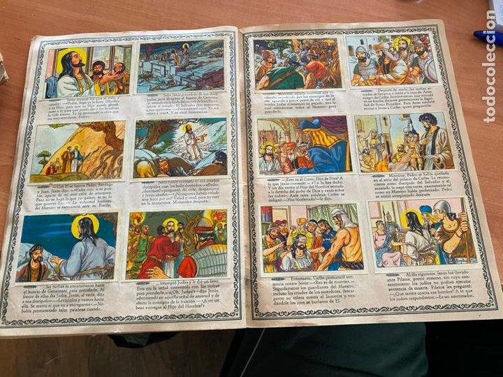 Coleccionismo Álbum: VIDA DE JESUCRISTO ALBUM COMPLETO 256 CROMOS BRUGUERA (COIB26) - Foto 21 - 255548200