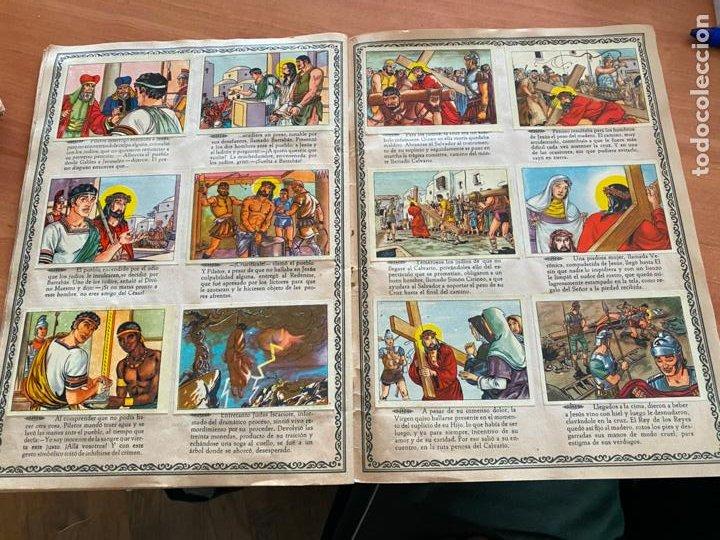 Coleccionismo Álbum: VIDA DE JESUCRISTO ALBUM COMPLETO 256 CROMOS BRUGUERA (COIB26) - Foto 22 - 255548200