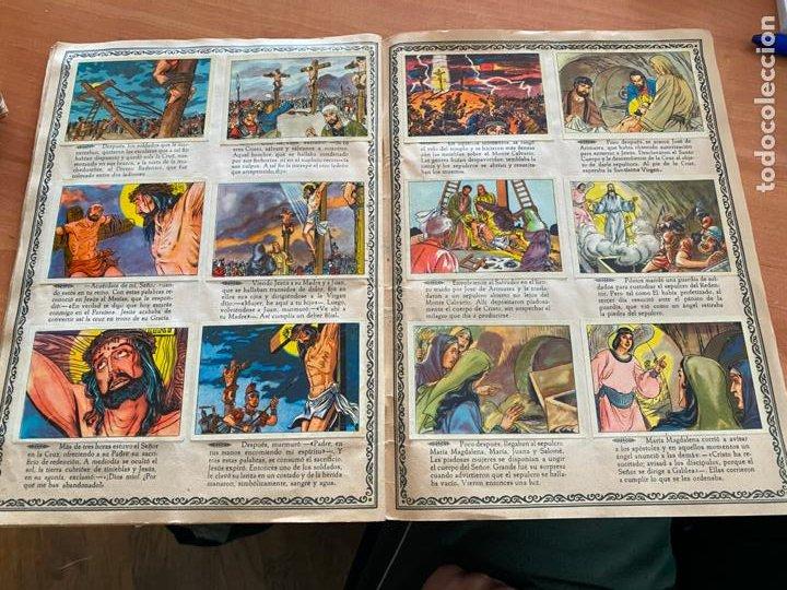 Coleccionismo Álbum: VIDA DE JESUCRISTO ALBUM COMPLETO 256 CROMOS BRUGUERA (COIB26) - Foto 23 - 255548200
