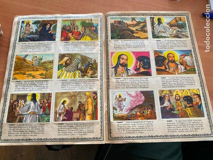 Coleccionismo Álbum: VIDA DE JESUCRISTO ALBUM COMPLETO 256 CROMOS BRUGUERA (COIB26) - Foto 24 - 255548200