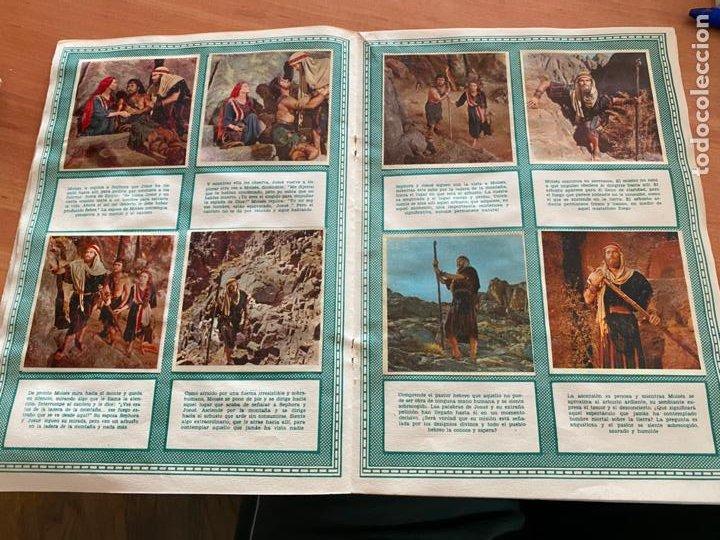Coleccionismo Álbum: LOS DIEZ MANDAMIENTOS ALBUM COMPLETO 210 CROMOS BRUGUERA (COIB26) - Foto 17 - 255549260
