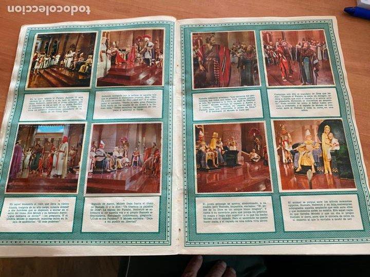 Coleccionismo Álbum: LOS DIEZ MANDAMIENTOS ALBUM COMPLETO 210 CROMOS BRUGUERA (COIB26) - Foto 19 - 255549260
