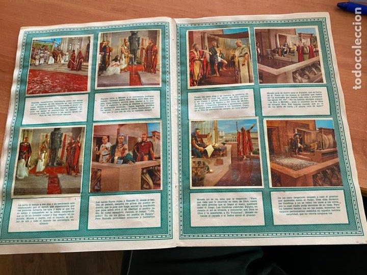 Coleccionismo Álbum: LOS DIEZ MANDAMIENTOS ALBUM COMPLETO 210 CROMOS BRUGUERA (COIB26) - Foto 21 - 255549260