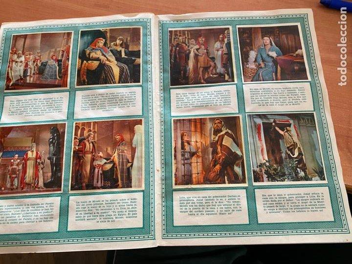 Coleccionismo Álbum: LOS DIEZ MANDAMIENTOS ALBUM COMPLETO 210 CROMOS BRUGUERA (COIB26) - Foto 22 - 255549260