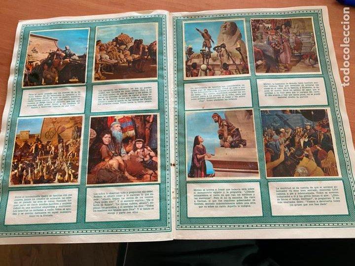 Coleccionismo Álbum: LOS DIEZ MANDAMIENTOS ALBUM COMPLETO 210 CROMOS BRUGUERA (COIB26) - Foto 25 - 255549260