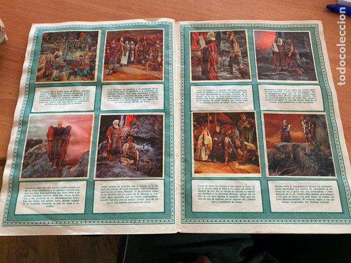Coleccionismo Álbum: LOS DIEZ MANDAMIENTOS ALBUM COMPLETO 210 CROMOS BRUGUERA (COIB26) - Foto 30 - 255549260