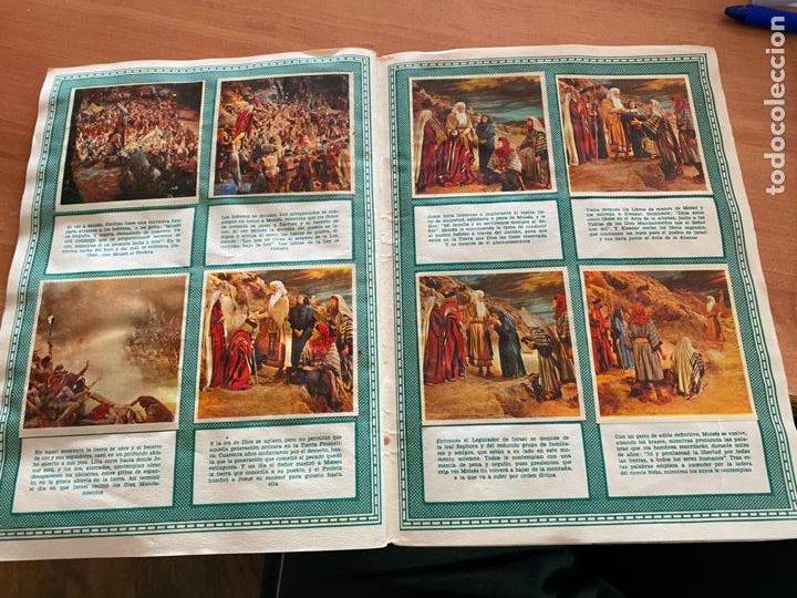 Coleccionismo Álbum: LOS DIEZ MANDAMIENTOS ALBUM COMPLETO 210 CROMOS BRUGUERA (COIB26) - Foto 31 - 255549260