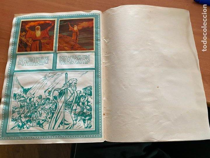Coleccionismo Álbum: LOS DIEZ MANDAMIENTOS ALBUM COMPLETO 210 CROMOS BRUGUERA (COIB26) - Foto 32 - 255549260