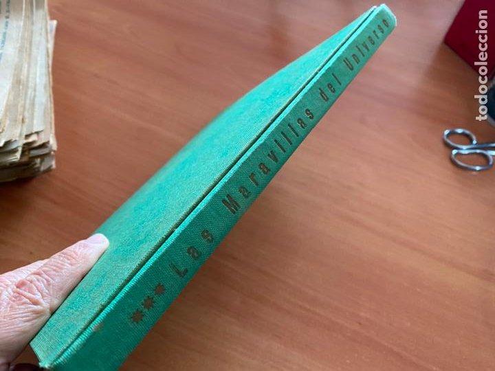 Coleccionismo Álbum: LAS MARAVILLAS DEL UNIVERSO * * * NETSLE ALBUM COMPLETO CON HOJA CUPONES (COIB26) - Foto 2 - 255549865