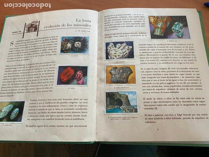 Coleccionismo Álbum: LAS MARAVILLAS DEL UNIVERSO * * * NETSLE ALBUM COMPLETO CON HOJA CUPONES (COIB26) - Foto 5 - 255549865