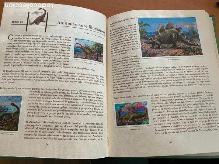 Coleccionismo Álbum: LAS MARAVILLAS DEL UNIVERSO * * * NETSLE ALBUM COMPLETO CON HOJA CUPONES (COIB26) - Foto 11 - 255549865