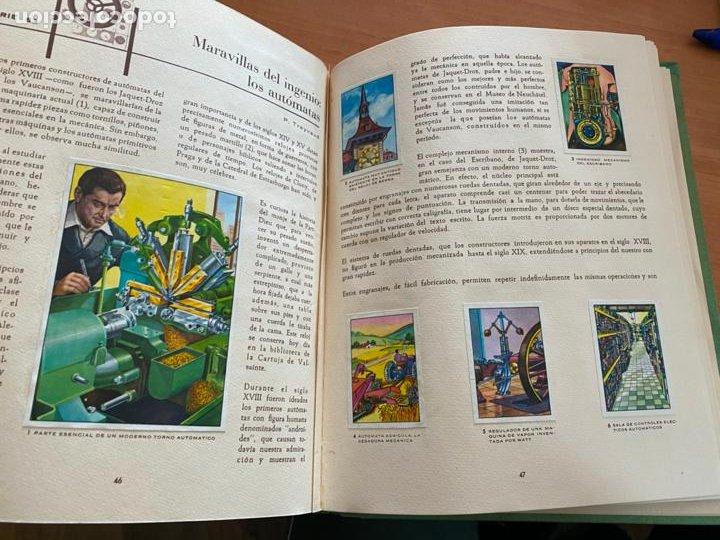 Coleccionismo Álbum: LAS MARAVILLAS DEL UNIVERSO * * * NETSLE ALBUM COMPLETO CON HOJA CUPONES (COIB26) - Foto 13 - 255549865
