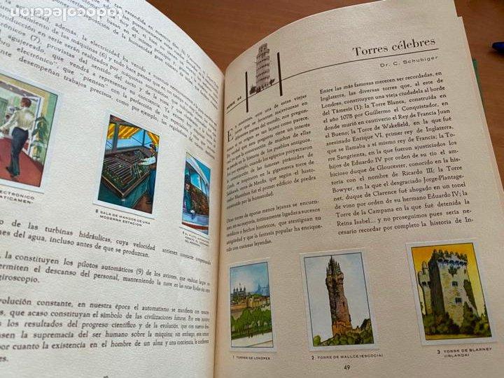 Coleccionismo Álbum: LAS MARAVILLAS DEL UNIVERSO * * * NETSLE ALBUM COMPLETO CON HOJA CUPONES (COIB26) - Foto 16 - 255549865