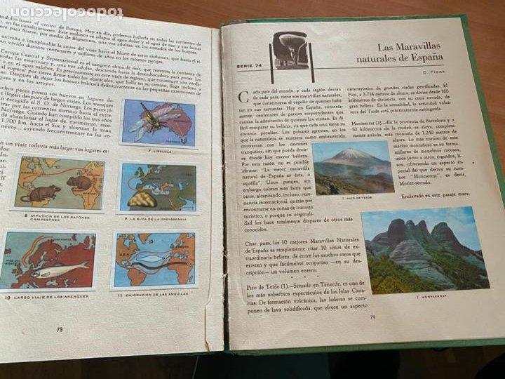Coleccionismo Álbum: LAS MARAVILLAS DEL UNIVERSO * * * NETSLE ALBUM COMPLETO CON HOJA CUPONES (COIB26) - Foto 19 - 255549865