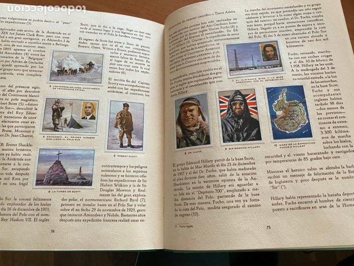 Coleccionismo Álbum: LAS MARAVILLAS DEL UNIVERSO * * * NETSLE ALBUM COMPLETO CON HOJA CUPONES (COIB26) - Foto 20 - 255549865