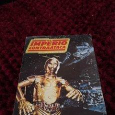 Coleccionismo Álbum: ESPECTACULAR ALBUM COMPLETO FHER EL IMPERIO CONTRAATACA 1980 PRACTICAMENTE COMO NUEVO!!!. Lote 255962195