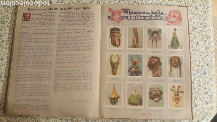 Coleccionismo Álbum: ALBUM DE CROMOS. LAS MARAVILLAS DEL MUNDO. NESTLE - Foto 3 - 257556630