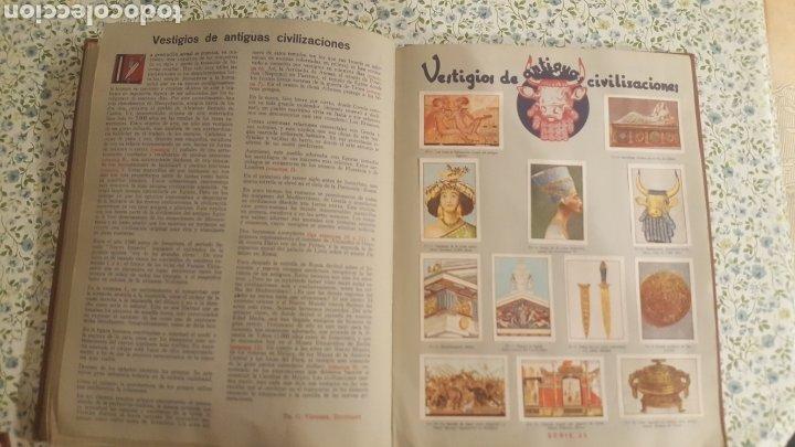 Coleccionismo Álbum: ALBUM DE CROMOS. LAS MARAVILLAS DEL MUNDO. NESTLE - Foto 9 - 257556630